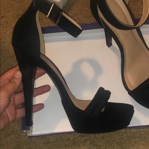 Never out of style black pumps